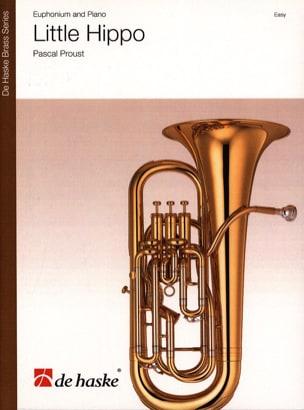 Little Hippo Pascal Proust Partition Tuba - laflutedepan