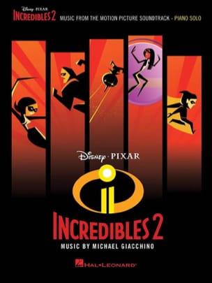 Les Indestructibles 2 - Musique du Film DISNEY / PIXAR laflutedepan