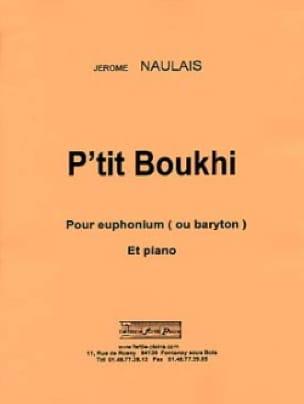 P'tit Boukhi - Jérôme Naulais - Partition - Tuba - laflutedepan.com