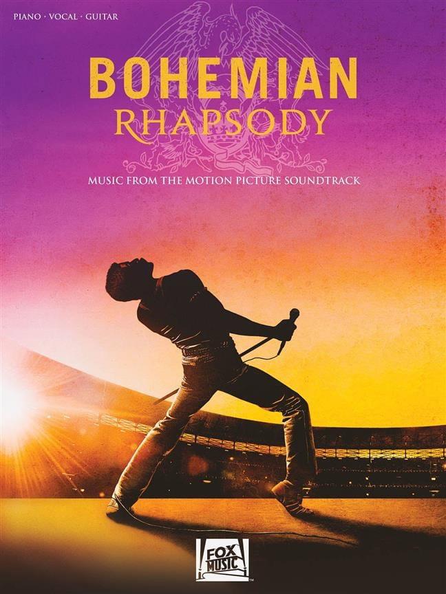 Bohemian Rhapsody - Musique du Film - Queen - laflutedepan.be