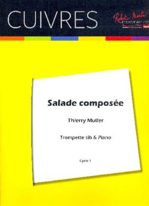 Salade Composée Thierry Muller Partition Trompette - laflutedepan