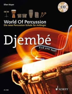 World of percussion - Ellen Mayer - Partition - laflutedepan.com