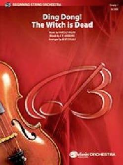 Ding-Dong! The Witch is Dead Le Magicien d'Oz laflutedepan