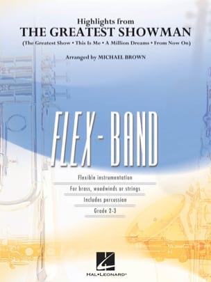 The Greatest Showman (Highlights from) - FlexBand laflutedepan