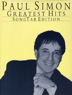 Greatest Hits Songtab Edition Paul Simon Partition laflutedepan