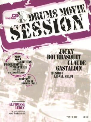 Drums movie session Bourbasquet Jacky / Gastaldin Claude laflutedepan
