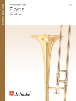Fjords Pascal Proust Partition Trombone - laflutedepan