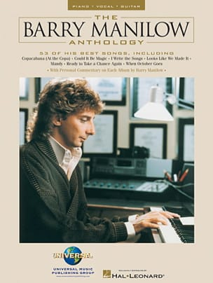 The Barry Manilow Anthology - Barry Manilow - laflutedepan.com