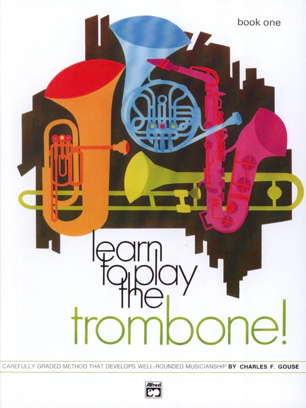 Learn To Play The Trombone - Volume 1 - laflutedepan.com