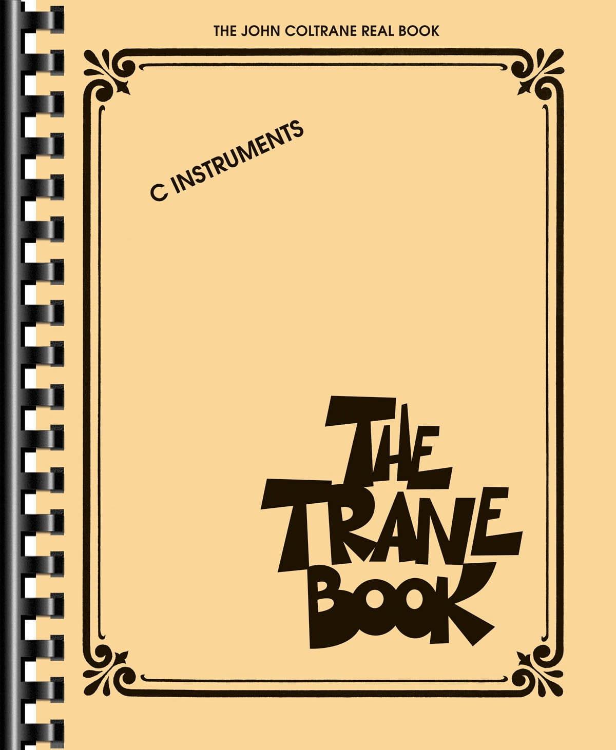 The Trane book - John Coltrane - Partition - Jazz - laflutedepan.com