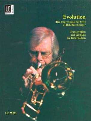 Evolution - The Improvisation Style Bob Brookmeyer laflutedepan
