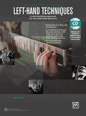 The Serious Guitarist - Left-Hand Techniques Mark Burgess laflutedepan