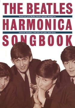 The Beatles Harmonica Songbook BEATLES Partition laflutedepan