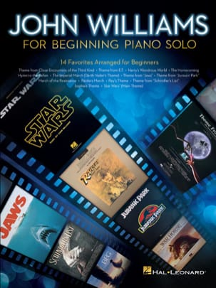 John Williams for Beginning Piano Solo John Williams laflutedepan