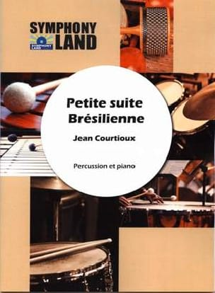 Petite Suite Brésilienne - Jean Courtioux - laflutedepan.com