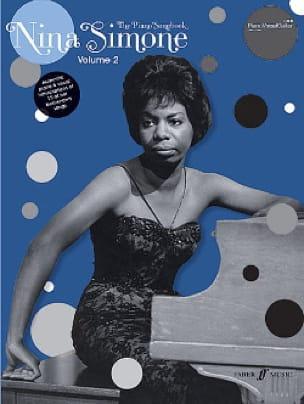 Nina Simone The Piano Songbook Volume 2 - laflutedepan.com