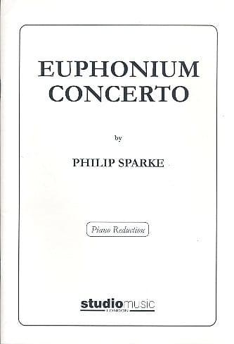 Euphonium Concerto N°1 - Philip Sparke - Partition - laflutedepan.com