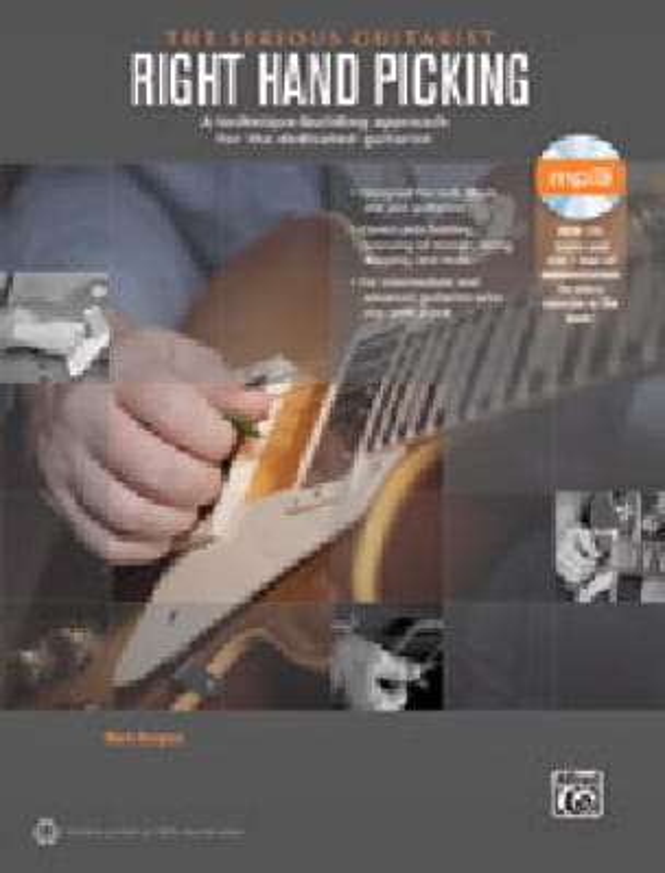 The Serious Guitarist - Right-Hand Picking - laflutedepan.com