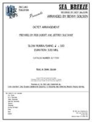 SEA BREEZE - Dizzy Gillespie - Partition - laflutedepan.com