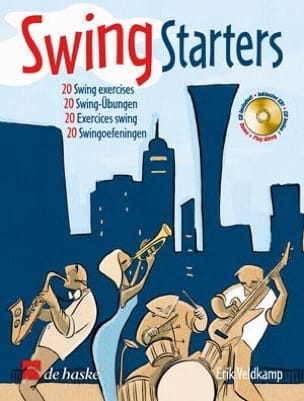 Swing Starters Erik Veldkamp Partition Trombone - laflutedepan