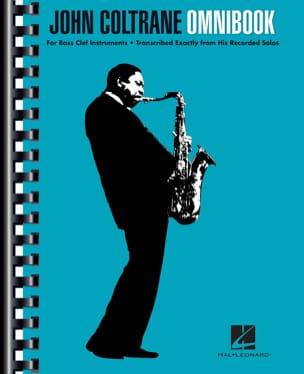 John Coltrane - Omnibook para instrumento en F - Partition - di-arezzo.es