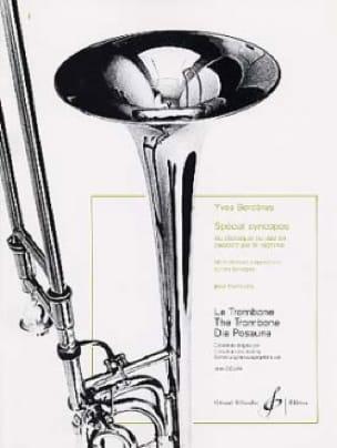 Spécial Syncopes - Yves Borderes - Partition - laflutedepan.com