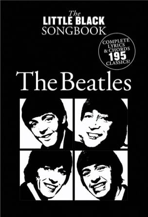 The Little Black Songbook BEATLES Partition Pop / Rock - laflutedepan