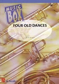 Four old dances bois - music box Jan Van der Roost laflutedepan