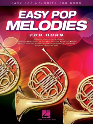 Easy Pop Melodies for Horn Partition Cor - laflutedepan
