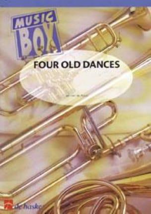 Four old dances bois - music box - laflutedepan.com