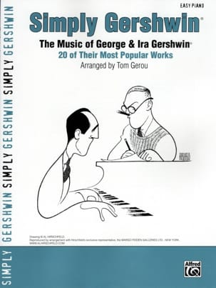 Simply Gershwin, the music of George & Ira Gershwin laflutedepan
