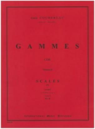 Gammes Volume 2 - Emile Cochereau - Partition - Cor - laflutedepan.com