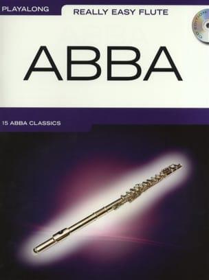 Really Easy Flute - Abba ABBA Partition laflutedepan