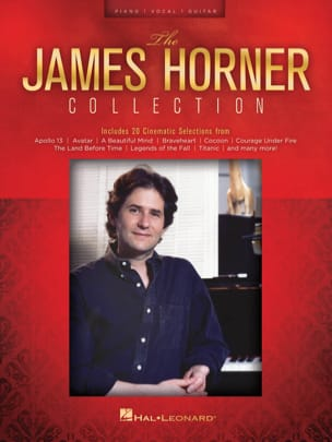 The James Horner Collection James Horner Partition laflutedepan