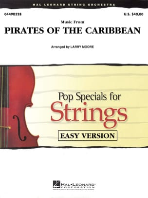 Pirates des Caraïbes 1 - Easy Pop Specials For Strings laflutedepan