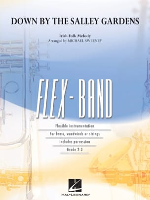Down by the Salley Gardens - FlexBand Partition laflutedepan