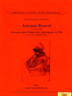Concerto Per Corno Secundo Kaul41 - laflutedepan.com