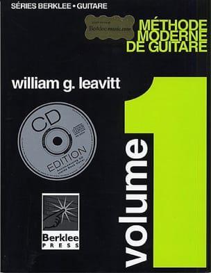 Méthode Moderne de Guitare Volume 1 - Edition Française laflutedepan