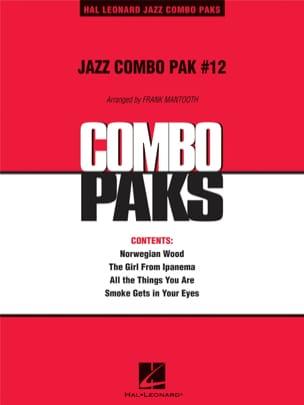 Jazz Combo Pak # 12 Partition ENSEMBLES - laflutedepan