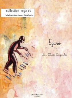 Egaré Jean-Claude Gengembre Partition Vibraphone - laflutedepan