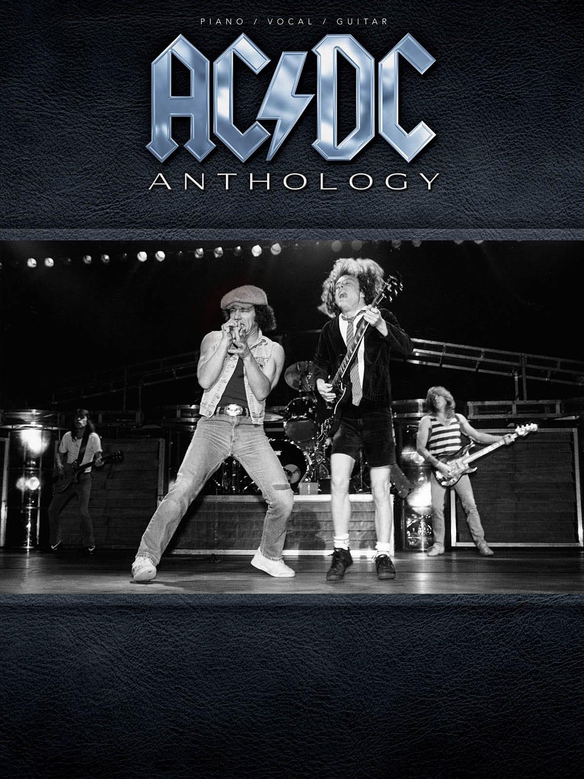 Anthology - AC-DC - Partition - Pop / Rock - laflutedepan.com