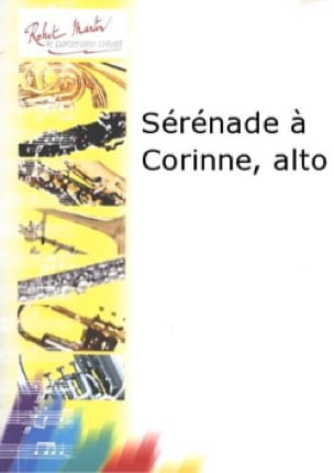 Sérénade à Corinne - Robert Martin - Partition - laflutedepan.com