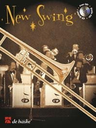 New Swing Erik Veldkamp Partition Trombone - laflutedepan
