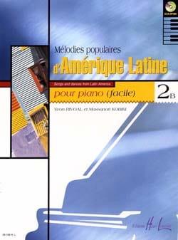 Mélodies Populaires D' Amérique Latine 2 B laflutedepan