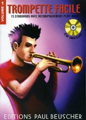 Trompette Facile Volume 1 - Partition - laflutedepan.com
