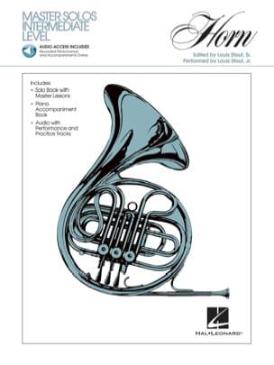 Master solos intermediate level Partition Cor - laflutedepan