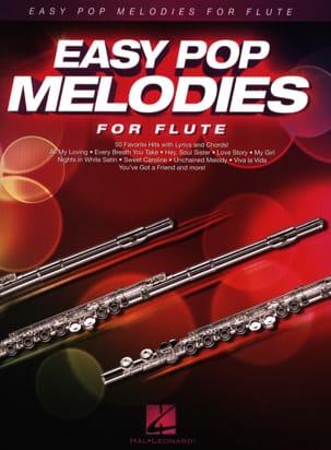 Easy Pop Melodies for Flute Partition laflutedepan