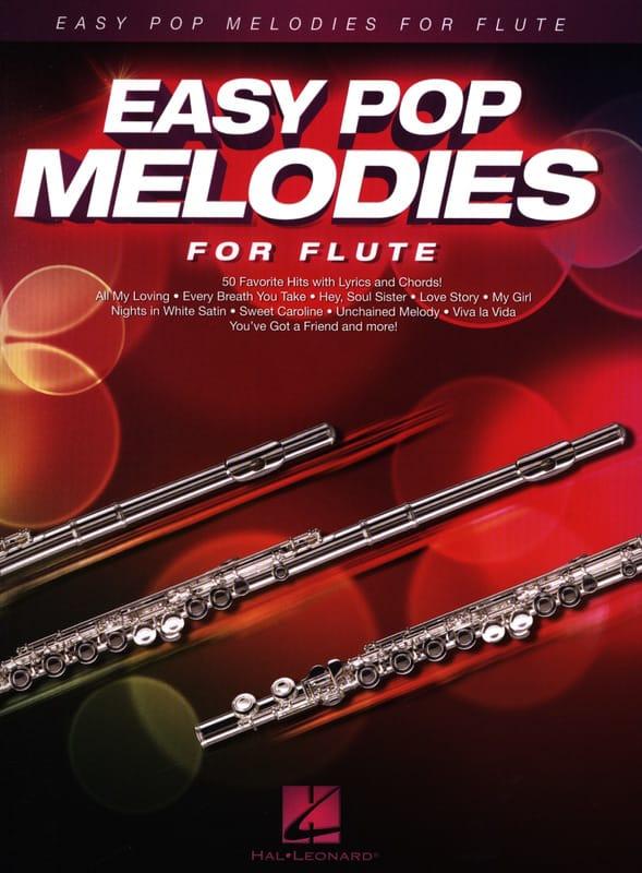 Easy Pop Melodies - Flûte - Partition - laflutedepan.com