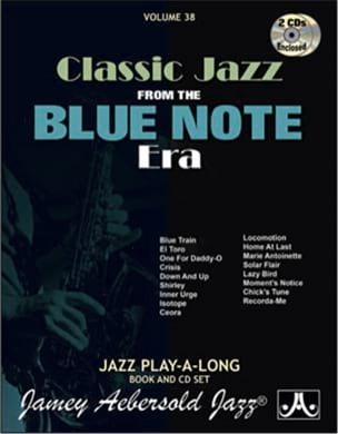 Volume 38 avec 2 CDs - Blue Note Classic Song laflutedepan