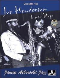Volume 108 - Joe Henderson METHODE AEBERSOLD Partition laflutedepan